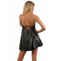 Bikini Collant Noir Couture